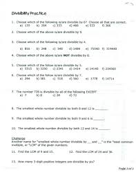 factors and divisibility worksheets multiplication 4 times tables