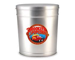 gourmet popcorn tins and bins brooklynpopcorn