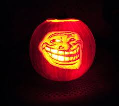 Pumpkin Carving Meme - social media web design pumpkin carvings