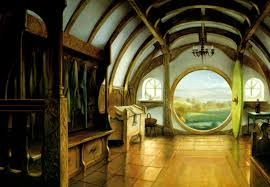 excellent real hobbit hole house nice design 3538