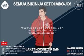 desain jaket warna coklat 30 desain jaket kelas smp yang menarik banget mbojosouvenir net