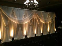 Wedding Entrance Backdrop Such An Elegant Entrance And Would Be So Simple To Do Love This