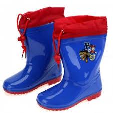 paw patrol kids rain coat blue paw 500920