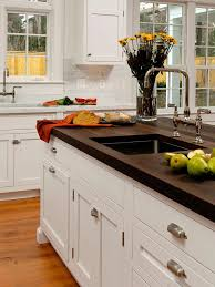 Kitchen Design Countertops by Wood Kitchen Countertops Diy Reclaimed Wood Countertop After