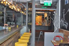 fun fine dining for music lovers in kooks the north laine u0027s boho