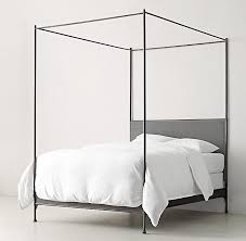 Iron Canopy Bed Iron Canopy Bed