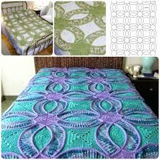 wedding ring quilts king size wedding ring quilts patterns double