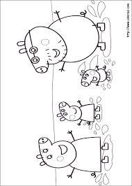 Coloriage Peppa Pig choisis tes coloriages Peppa Pig sur coloriez com