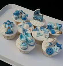 baby boy shower cupcakes baby boy blue shower cupcakes