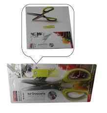 amazon com yong 5 blades scissors vegetable chopper paper