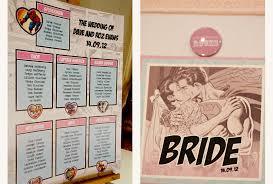superhero wedding table decorations in the spotlight david craik photography
