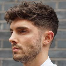how to cut boys wavy thick hair 40 statement hairstyles for men with thick hair thicker hair