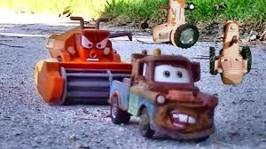 disney cars tractor tipping fun lightning mcqueen u0026 mater pixar