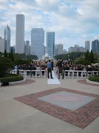 outdoor wedding venues chicago outdoor wedding ceremony bigcitybride