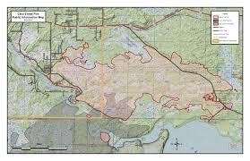 Wildfire Alaska 2015 Map by Kpb 6 22 15 6 40 Pm Card Street Fire Map