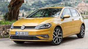 volkswagen yellow volkswagen golf