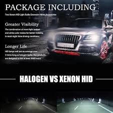 bmw headlights at night halogen vs xenon whatu0027s the difference between hid and