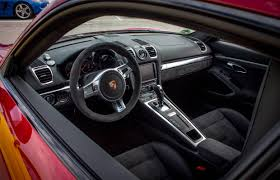 first drive 2015 porsche boxster gts and cayman gts driving