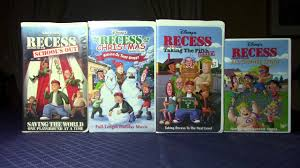 recess recess 1997 2003 youtube