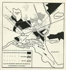 Washington Dc Ward Map by Maps Park View D C