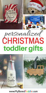 personalized christmas gifts personalized christmas gifts for toddlers my bored toddler