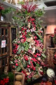 decor ideas 35 wooden christmas tree and jingle bells