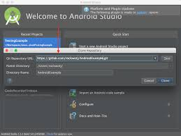 export android studio project to gitlab troubleshooting gitlab