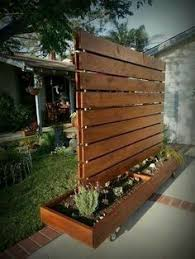 Backyard Privacy Screen Ideas by How To Build An Easy Privacy Screen Home Pinterest Screens