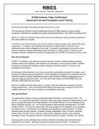 resume sle for freshers download manual tester resume years experience sle testing resumes for