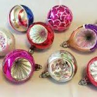 glass blown ornaments decore
