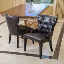 Leather Accent Chair Accent Chairs Leather Living Room Chairs For Less Overstock Com