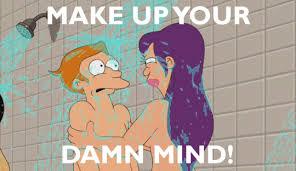 Futurama Fry Meme - whenever i see a futurama fry meme reactiongifs