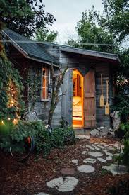 Tiny Cabin 685 Best Cabin In The Woods Images On Pinterest Rustic Cabins