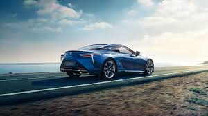 lexus lf lc blue the all new lexus lc structural blue edition lexus uk