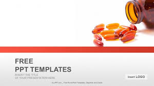 free medical themed powerpoint templates powerpoint template free