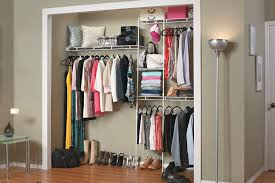 affordable closet organizer kit steel 5 to 8 feet review