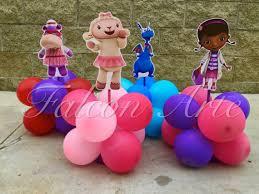 doc mcstuffin birthday cake doc mcstuffins birthday lambie stuffy hallie balloon