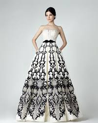black and white wedding dress 30 of the most stunning black wedding dresses chic vintage brides