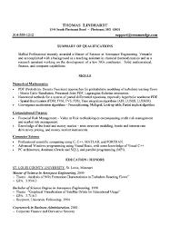 Engineering Resume Examples by Aeronautical Engineer Sample Resume 19 Uxhandy Com