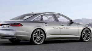 generation audi a6 generation audi a6 rendered with prologue concept influences