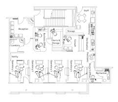 office design medical office layout floor plan plans small small