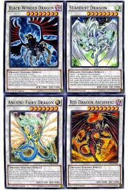 yugioh legendary collection 5ds synchro dragons common single card