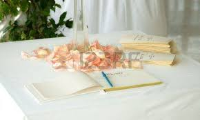 wedding register book wedding register stock photos royalty free business images