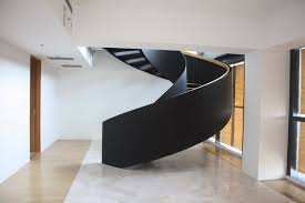 Curved Stairs Design 27 Contemporary Curved U0026 Spiral Staircases To Melt Over Deba Do Tell