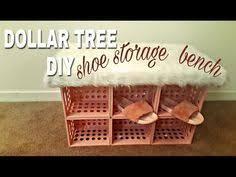 Vanity Youtube Diy Dollar Tree Bling Stackable Acrylic Drawers Organizer Vanity
