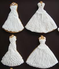 best 25 wedding dress cookies ideas on pinterest wedding shower