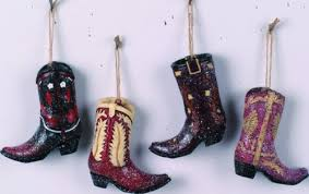 western themed ornaments western theme