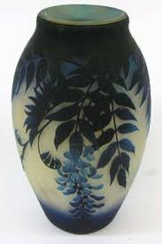 Glass Vase Art 212 A Charles Lotton Contemporary Art Glass Vase Lot 212