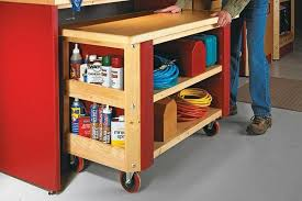 Rolling Work Bench Plans Stackbin Workbenches 3512 Series Mobile Workbench Mobile Work