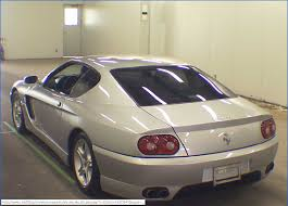 1995 ferrari 456 gt 6 speed manual ready for immediate exportauto